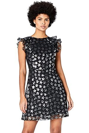 FIND Women's Star Print Party Dress