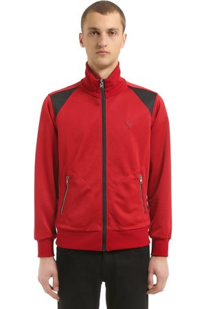Coach Men Jackets - T-REX EMBROIDERED TECHNO TRACK JACKET