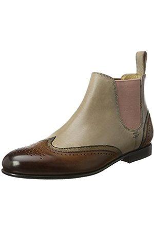 Melvin & Hamilton Women's Sally 19 Chelsea Boots Multi-coloured Size: 8 UK