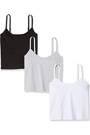 Simply Be Women's 3 Camisoles Vest Top