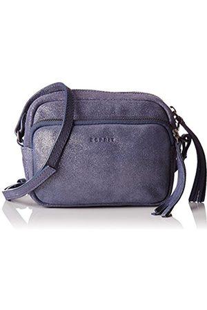 097ea1o050, Womens Shoulder Bag, Blau (Navy), 5x23,5x30,5 cm (B x H T) Esprit