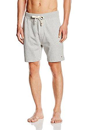 Tommy Hilfiger Men Pyjamas - Men's Icon Hwk Short Pyjama Bottoms, -Grau ( Heather BC05 004)