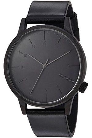 Komono Unisex Analogue Quartz Watch with Leather Strap – KOM-W2264