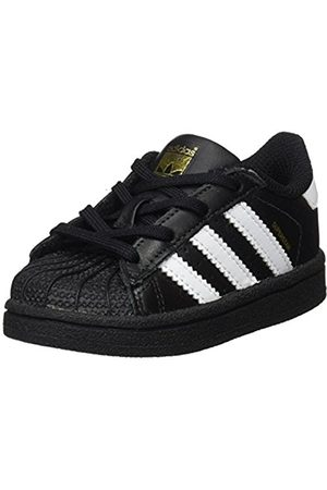 adidas Unisex Babies' Superstar Gymnastics Shoes, (Core Footwear )