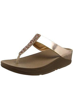 FitFlop Women Sandals - Women's Fino Post Open Toe Sandals