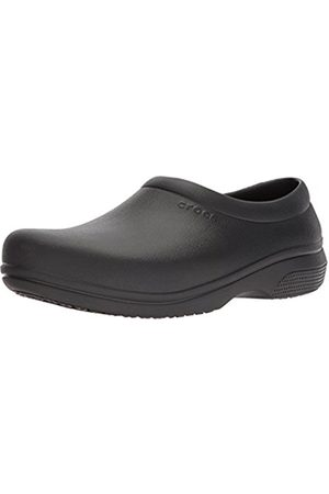 Crocs Unisex Adults' On The Clock Work Slipon Loafers