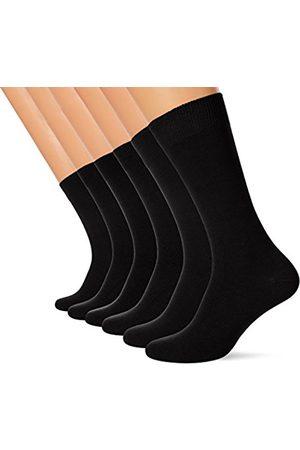 FM London Men's Dress Socks (Pack Of 6)