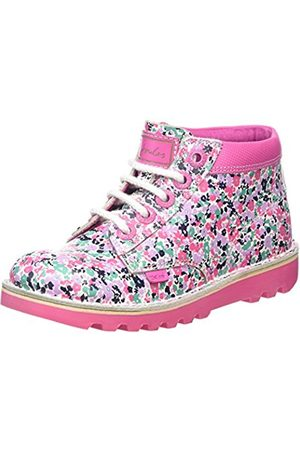 Kickers Girls' Kick Hi JS Ankle Boots