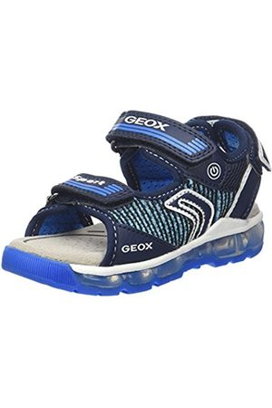 Geox Boys' J Android A Open Toe Sandals