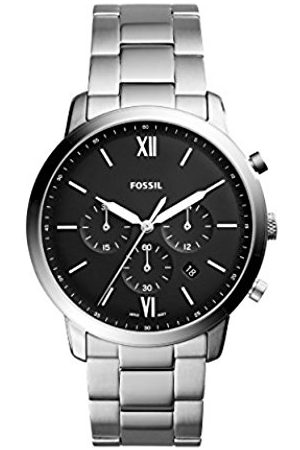Fossil Men's Chronograph Quartz Watch with Stainless Steel Strap FS5384