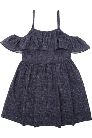 Milly Girls Dresses - CHAMBRAY DRESS