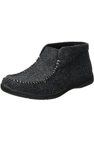 Romika Women Slippers - Women's Traveler H 02 Hi-Top Slippers Grey Size: 6.5 UK