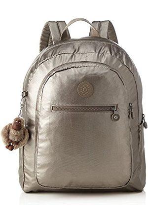 Kipling Baby Baby Changing Bags - BIZZY BOO - Baby Changing Bag - Metallic Pewter - (Gold)