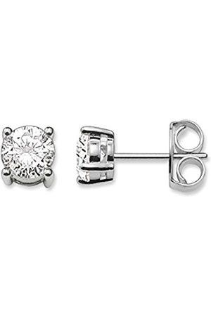 34a01fb64 Thomas Sabo Women Ear studs stone 925 Sterling Zirconia H1739-051-14 .