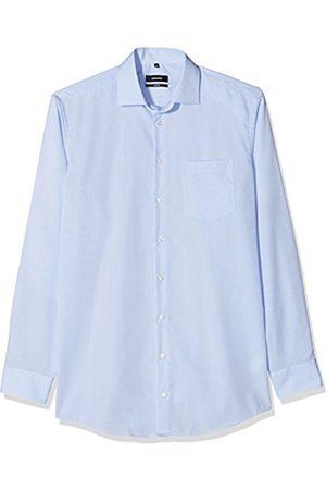 Seidensticker Men's Comfort Extra Langer Arm MIT Kent Kragen Bügelfrei Business Shirt