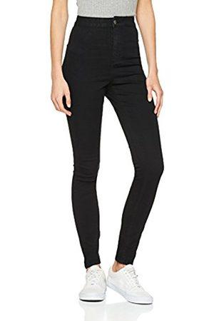 Noisy May Women's Nmella Super HW Gu304 Noos Slim Jeans