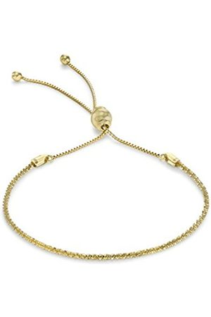 Carissima Gold 9 ct Tocalle Chain Adjustable Bracelet