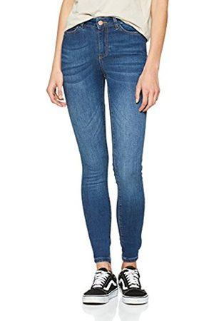 Noisy May Women's NMLUCY NW Power Shape Ba074 Noos Slim Jeans