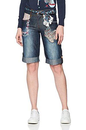 Joe Browns Women's Applique Boyfriend Shorts