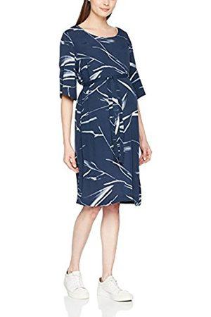 Mama Licious Women's Mlashley 2/4 Woven ABK N. Dress