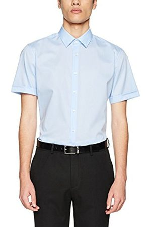 Seidensticker Men's X Slim Kurzarm MIT Kent Kragen Bügelfrei Business Shirt