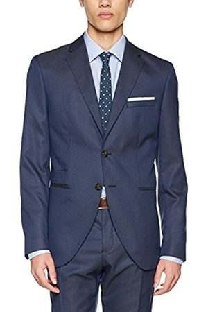 Selected Men Blazers - Homme Men's Shdone-Maze Dk. Struct. Blazer STS Suit Jacket