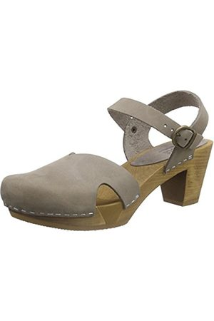 Sanita Women's Matrix Square Flex Sandal Open Sandals Size: 4