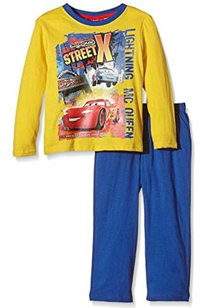 Disney Boy's Cars B Long Sleeve Pyjama Set