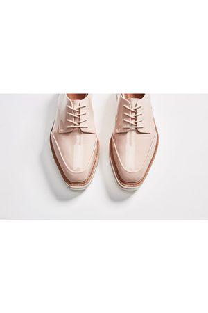 c3b76fc66e9c2f Zara platform women s shoes