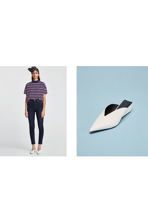 Zara stylish affordable women's wedges