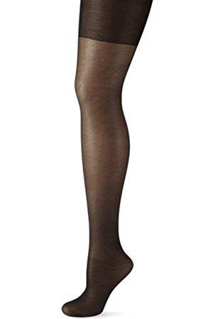 Nur Die Women's Schöne Kurven Strumpfhose Tights, 20 Den, -Schwarz (Schwarz 94)