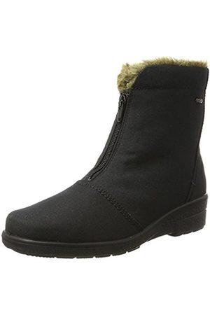 Jenny Women Ankle Boots - Women's München-St Ankle Boots, -Braun (Schwarz, Natur 66)