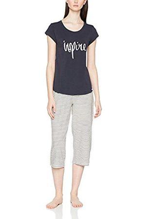 Skiny Women Pyjamas - Women's Summer Nights Sleep 3/4 Pyjama Sets