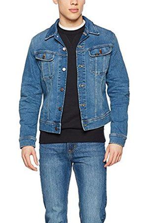 Lee Men Denim Jackets - Men's Slim Rider Denim Jacket