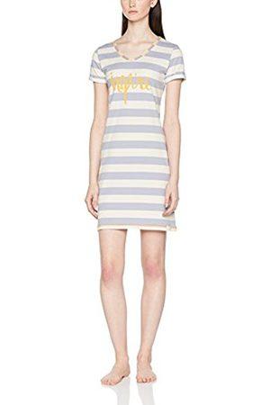 Skiny Women Nightdresses & Shirts - Women's Summer Nights Sleep Sleepshirt Kurzarm Nightie
