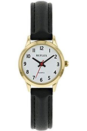 Reflex Ladies Round Dial Pu Strap Watch 101182LT