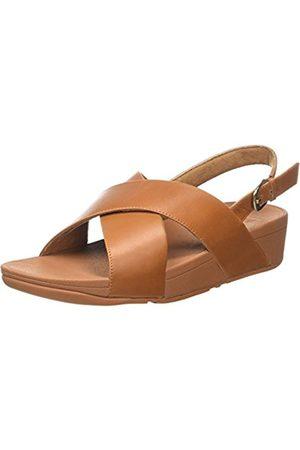 fed12e45633461 Women's Lulu Cross Back-Strap Sandals