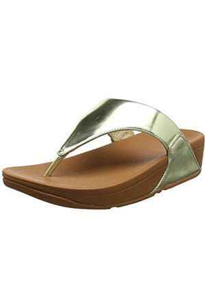 580afed50 FitFlop Women s LULU Toe-Thong Sandals-Mirror Open