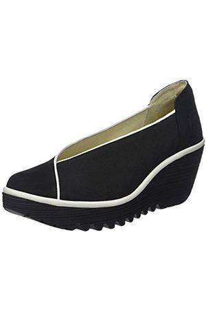 Fly London Women's Yuca839Fly Closed Toe Heels