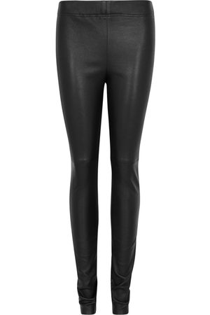 DOM GOOR Leather Leggings