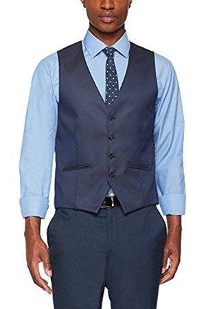 Selected Homme Men's Shdone-Maze Dk. Struct Waistcoat