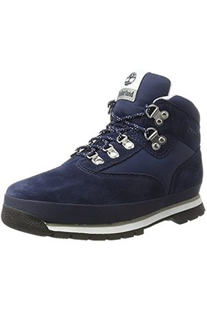 8d83b0210a0 Kid's Euro Hiker Leather and Fabric Chukka