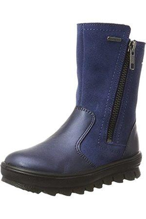 Superfit Girls' Flavia Snow Boots Blue Size: 10UK Child
