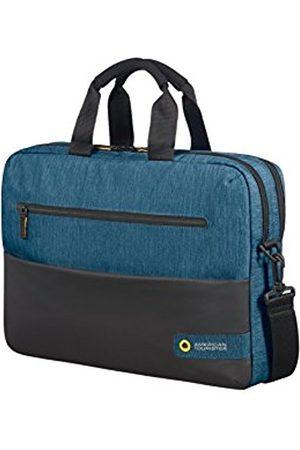American Tourister City Drift Laptop Bag Portable Handbag Hanger, 43 cm, 16 Liters