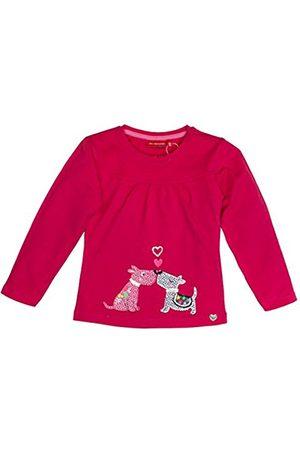 Salt & Pepper Salt and Pepper Girl's Wonderful UNI Hund Longsleeve T-Shirt