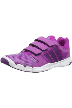 Kids  Shoes. adidas Girls Adipure Trainer 360 CF Trainers (Vivid S13 Tribe  S14 Metallic ). Amazon 2ddafb4d5