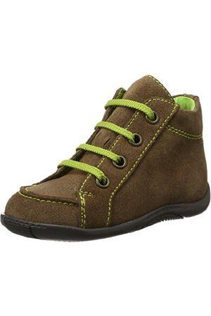 Däumling Boys' Timmy First Walking Shoes Bronx hotdog Braun (Bronx hotdog) Size: 21 EU (4 Baby UK)