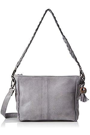 LEGEND Bobbio, Women's Shoulder Bag, Grau (Warm )