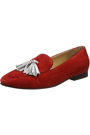 Van Dal Women's Scarlet Closed-Toe Heels