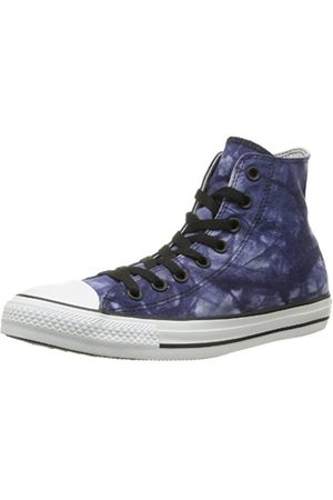 Converse Unisex-Adult Chuck Taylor All Star Tie Dye Hi Trainers 358280-61-53 Jean 8.5 UK